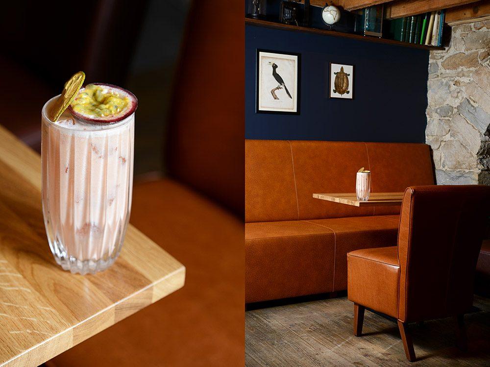St-Raphaël cocktail bar sauvage à Lyon