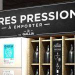 Gallia se lance dans la bière pression à emporter avec Heineken et Monoprix