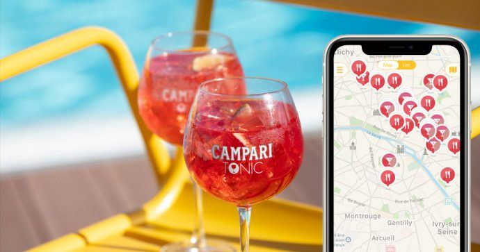 Campari Mapstr France