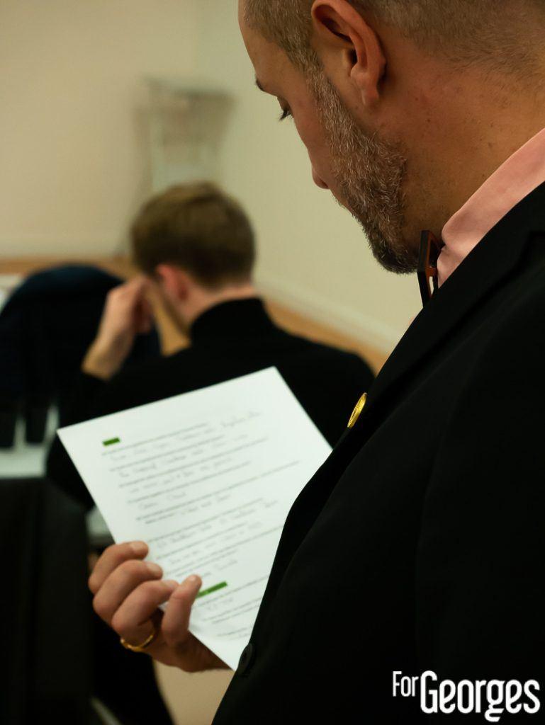 Chartreuses Toquicimes Contest épreuve écrite