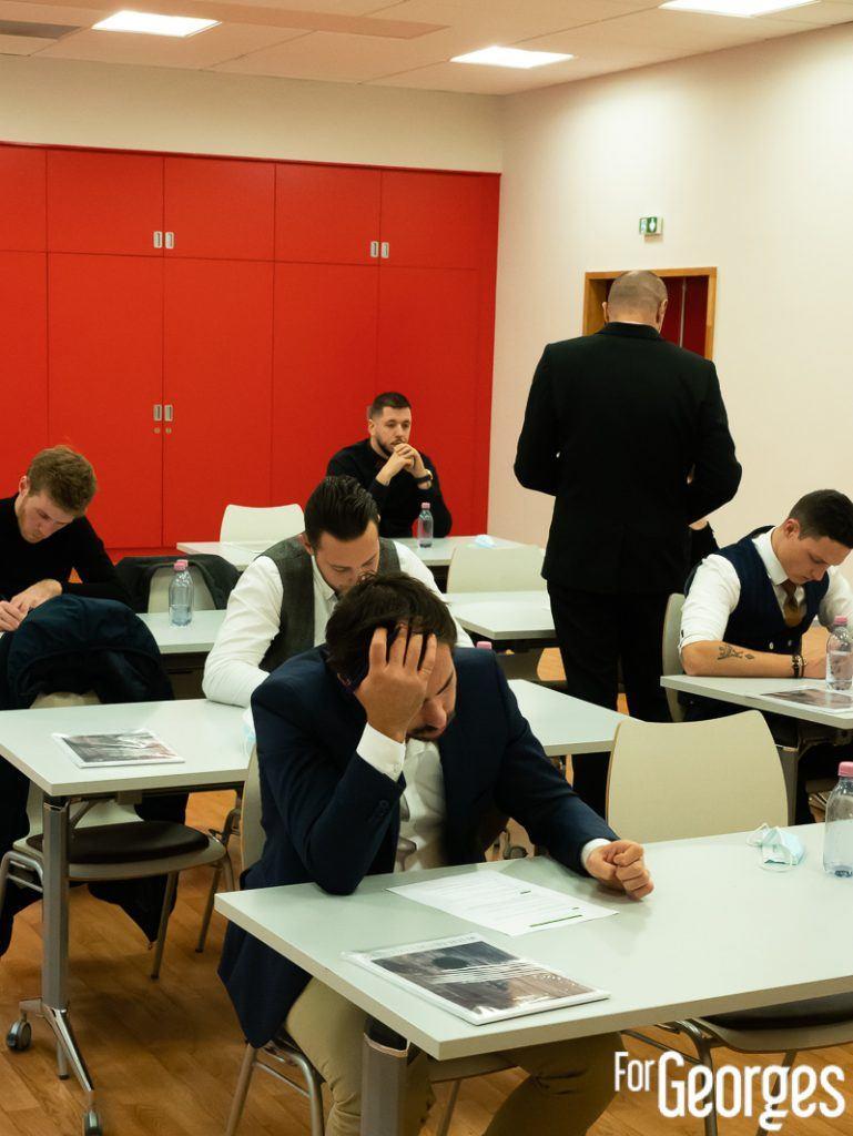Epreuve écrite Chartreuse Toquicimes Contest 2020 à Megève