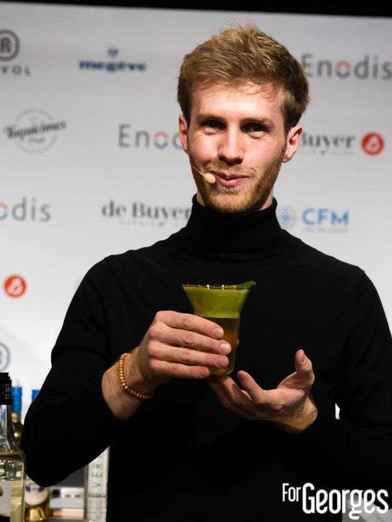 Colin Lach Monsieur Moutarde Dijon Chartreuse