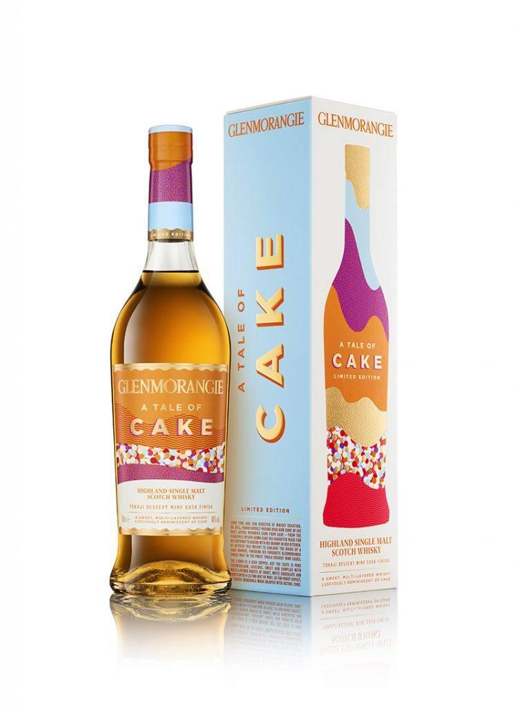 Glenmorangie Tale Of Cake
