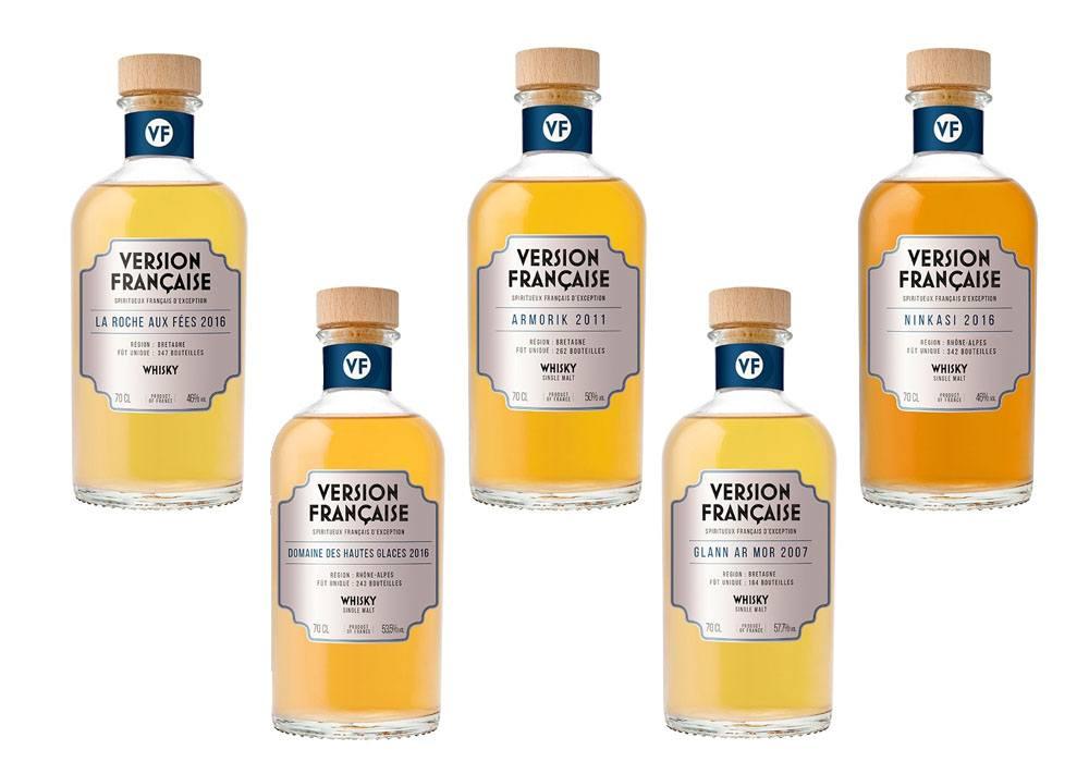 Version française par La Maison du Whisky