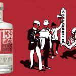 135° East : le gin japonais qui impose son style.