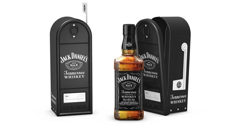Jack Daniel's Mailbox
