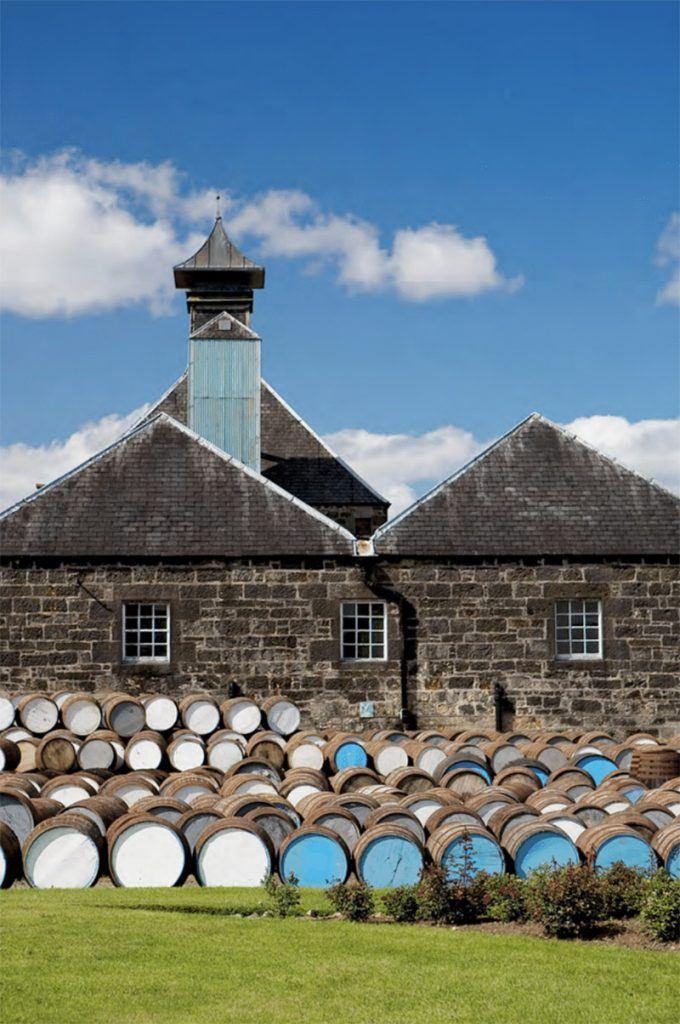 BenRiach la distillerie