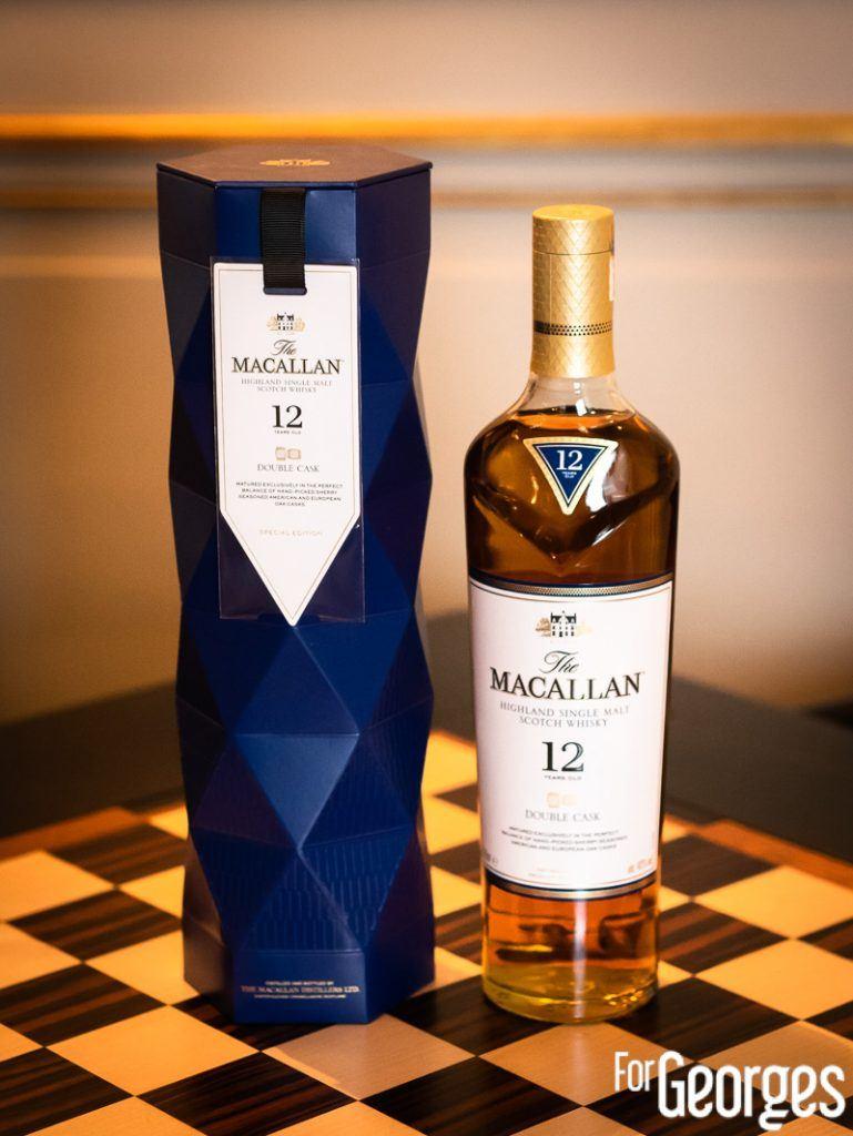 The Macallan Double Cask 12 ans