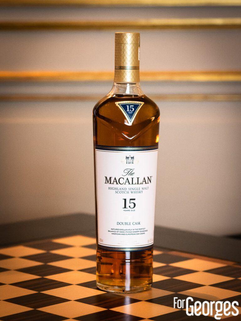 The Macallan Double Cask 15 ans