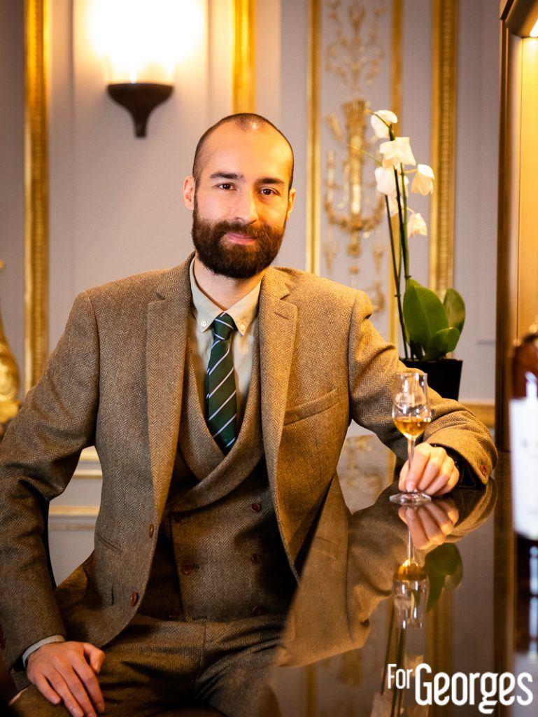 Alexandre Gagnon Brand Ambassadeur The Macallan