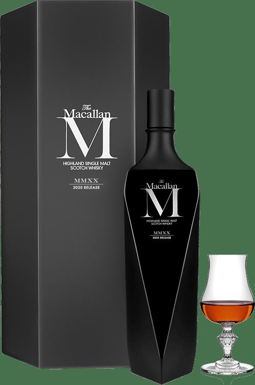The Macallan M Decanter Black 2020