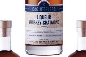 Liqueur Whiskey Chataigne