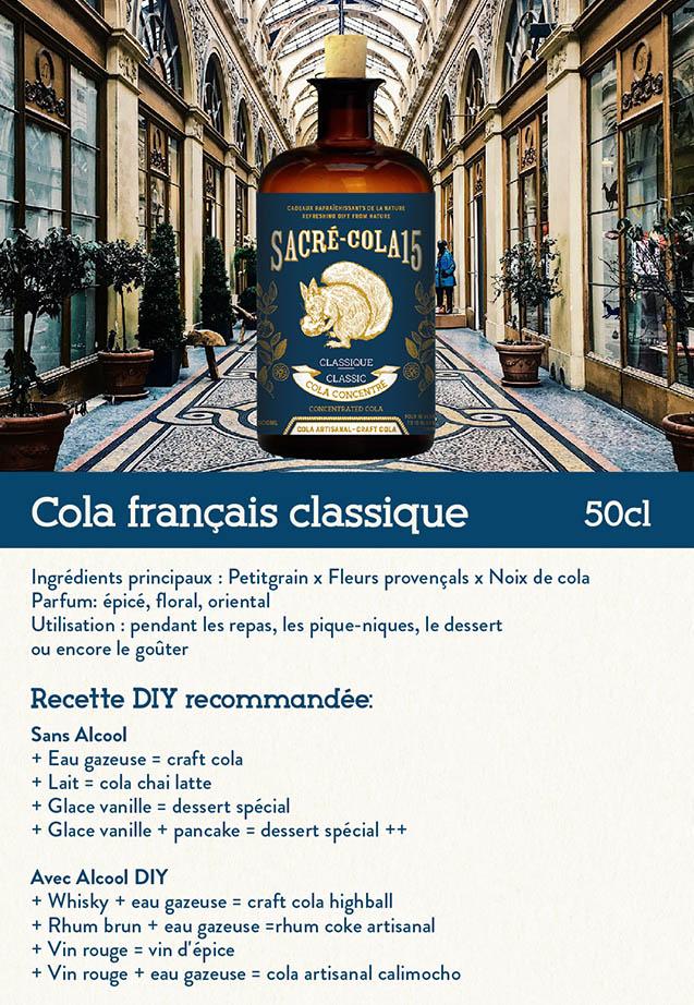 Sacré-Cola15 classique
