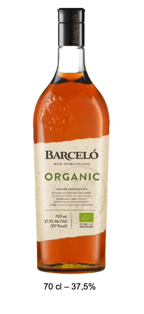 Ron Barceló Organic