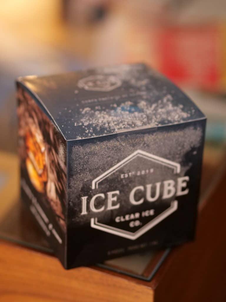 Ice Cube Co Clear Ice