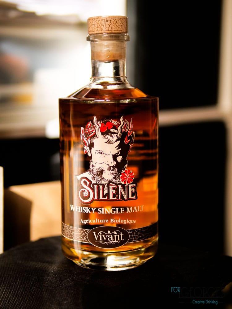 Silène Whisky bio par Alcools Vivants