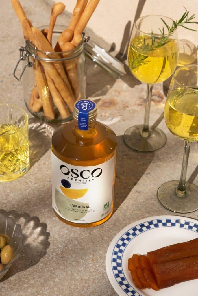 Osco Apéritif Sans alcool