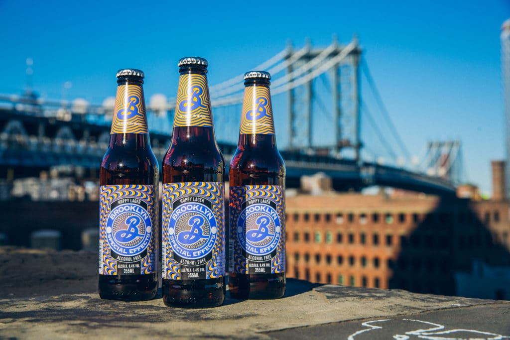 Brooklyn Brewery sans alcool Special Effet