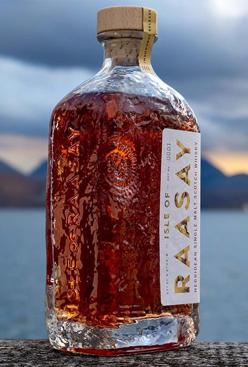 Isle of Raasay single malt