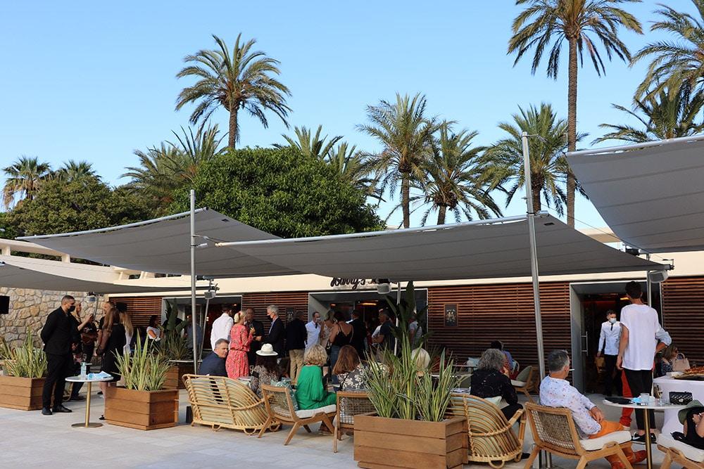Terrasse Harry's Bar Cannes