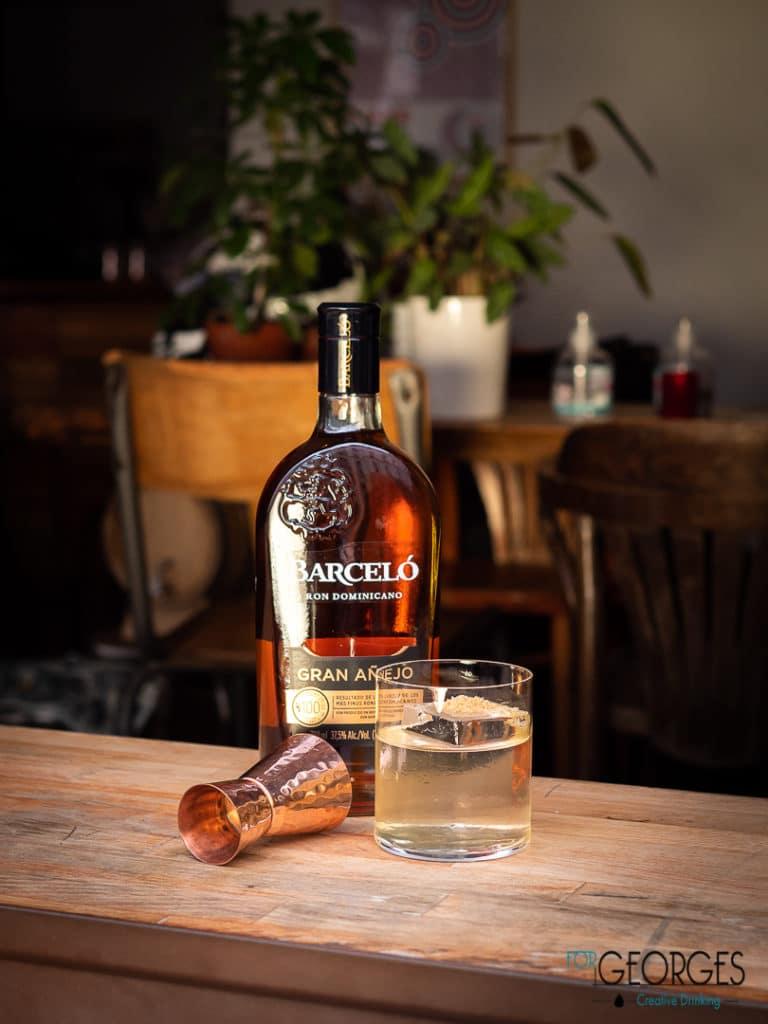 Barceló Grand Añejo en cocktail