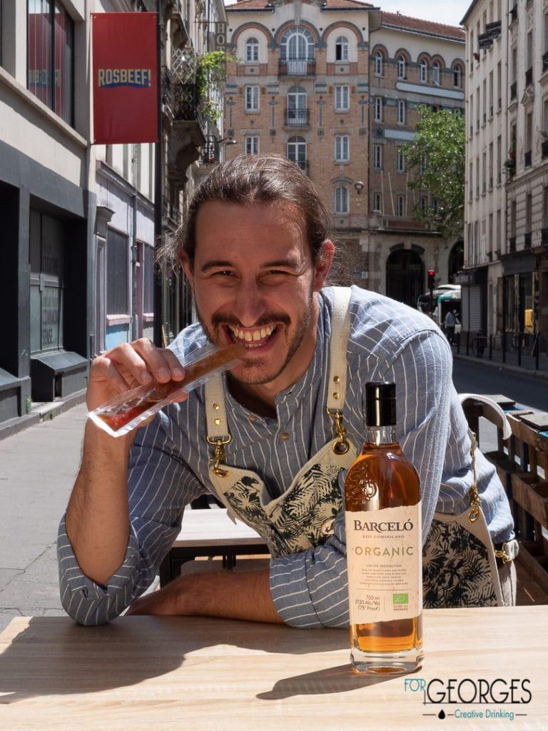Baptiste Brand Ambassadeur Barceló France
