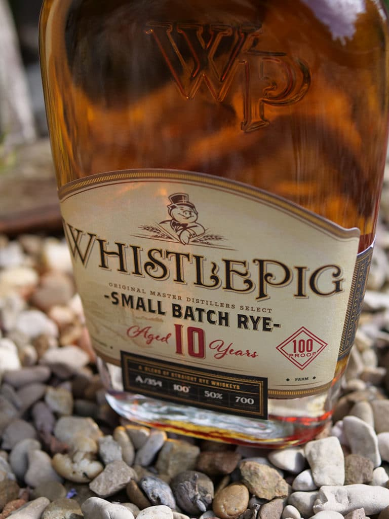 Whistlepig 10 ans rye Whiskey - Copyright ForGeorges