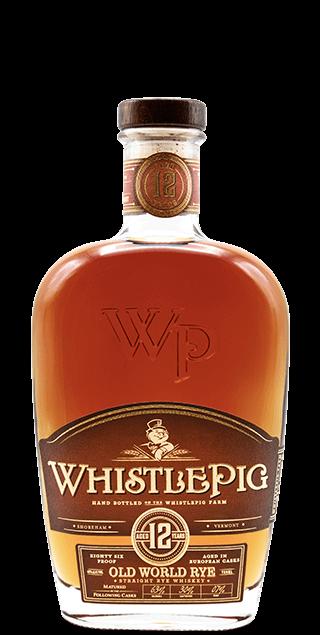 Whistlepig 12 ans rye Whiskey